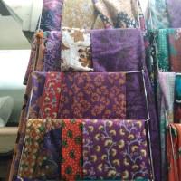 Ready stock kain batik printing Jogja Solo