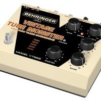 Efek Gitar Behringer VT999 / VT 999 Vintage Tube Monster Overdrive