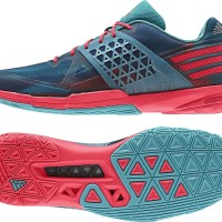Sepatu Bulutangkis/Sepatu Badminton/Adidas New Adizero F7 Speed Takes