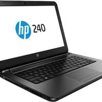 Laptop HP 240 G6 CORE i3 -6006U/RAM 4GB DDR4 TERMURAH