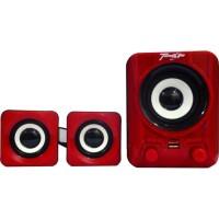 Speaker Aktif GMC Teckyo 881 / Super Bass USB + Micro USB&SD