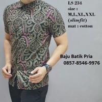 contoh baju batik modern - cari model baju - model baju batik