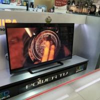 "[JUAL MURAH] Toshiba 47"" Full HD LED TV - Hitam - 47L2400VJ- USB MOVIE"