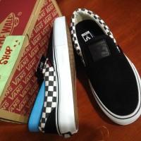 Vans Checkerboard Thrasher Pro Slip On Slop Grade Original Skate BMX