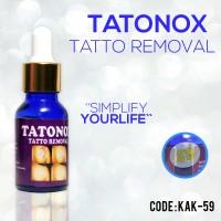 Penghilang Tato Tatonox Asli - 1pcs