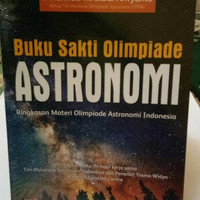 BUKU SAKTI OLIMPIADE ASTRONOMI SMA (RINGKASAN MATERI )