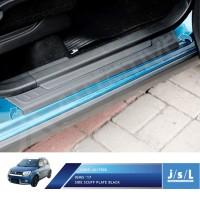 Suzuki Ignis Side Scuff Plate Black JSL / Sillplate Samping Hitam