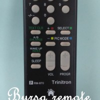 REMOTE TV TABUNG SONY RM-870 -GROSIR