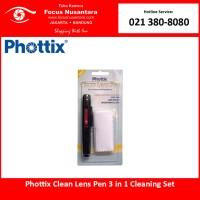 Phottix Clean Lens Pen 3 in 1 Cleaning Set