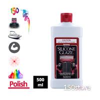 AMWAY Silicone Glaze 500ml Car Polish Wax Cuci Mobil Motor Noda