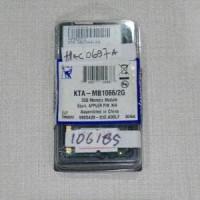 RAM LAPTOP DDR2 2GB KINGSTON KTA-MB1055 2G ORIGINAL Murah