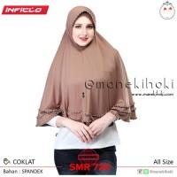 Bergo - Jilbab - Hijab Instan Wanita - SMR 720 - Origin Berkualitas