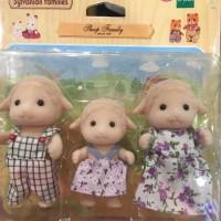 SYLVANIAN / SYLVANIAN SHEEP FAMILY SET