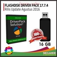 Flashdisk 16 Gb Driver Pack. 17.7.4 Update Agustus 2016