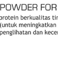 SPECIAL Susu Vitamin Peninggi Badan Pertumbuhan Anak Tiens Calcium Chi