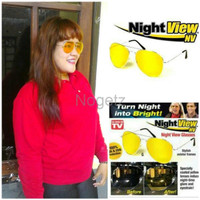 TERBARU KACAMATA ANTI SILAU NIGHT VIEW GLASSES VISION AS SEEN ON TV