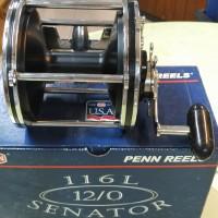 Reel Pancing - Penn Reels 116L