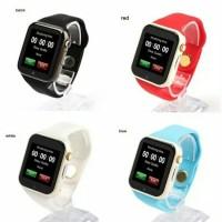 Smartwatch A1 U10 support sim card, memory card dan kamera