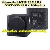 Subwoofer Yamaha YST SW216 10inch ORYGINAL FREE ONGKIR