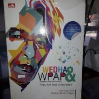 Buku WEDHA WPAP Pop Art Asli Indonesia Original