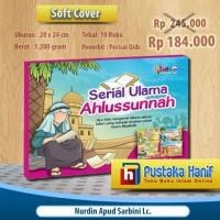 Paket 10 Buku Serial Ulama Ahlussunnah - Cerita Anak Islam