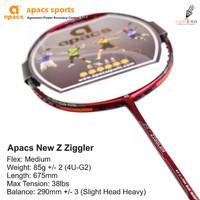 Raket Badminton Apacs Z - Ziggler Singapore (SG) ! 100%orig