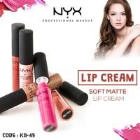 LIP MATTE CREAM NYX LIPS (PILIH WARNA)