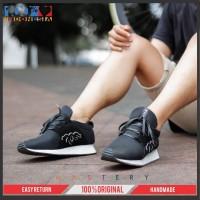 Sepatu Sneakers NA 01 Kets dan Kasual Pria bisa untuk jalan, kerja -MM