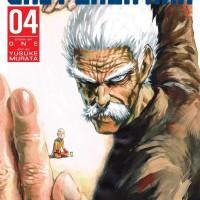 One Punch Man Vol 4 TP - One Comic Komik Manga VIZ Media English US