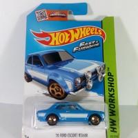 HOT WHEELS - 70 Ford Escort RS 1600
