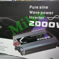 Inverter TBE Pure Sine Wave 2000w 12vdc to 220vac