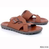 Harga rdg 3133 sandal casual pria keren branded gareu co | Hargalu.com