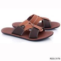 Harga rdg 3179 sandal casual pria keren branded gareu co | Hargalu.com