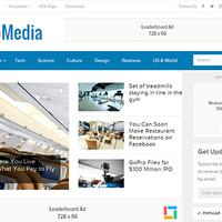 GoMedia Wordpress Theme by Theme Junkie