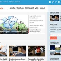 AquaMag Wordpress Theme by Theme Junkie