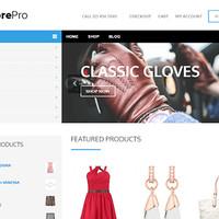 StorePro Wordpress Theme by Theme Junkie