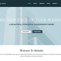 MultiDot Wordpress Theme by Theme Junkie