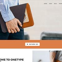 OneType Wordpress Theme by Theme Junkie