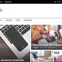 ReviewPro Wordpress Theme by Theme Junkie