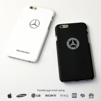 MERCEDES BENZ logo case casing iphone x zenfone samsung mi a1 oppo F5