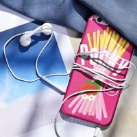 POCKY STRAWBERRY case casing iphone zenfone samsung mi a1 oppo F5 V7+