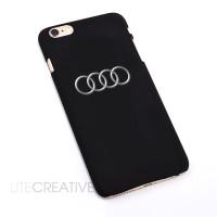 AUDI LOGO case casing iphone zenfone samsung mi a1 oppo F5 v7+ f3