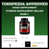 [FREE SHAKER] ON WHEY GOLD STANDARD ORIGINAL 5lb BEST WHEY PROTEIN