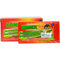 Komix Kid (Rasa Strawberry) - Dus Isi 10 Sachet