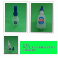 Lem Super Glue XYS HBOND 495