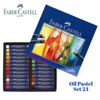 Faber Castell GoldFaber Oil Pastel 24/ 24 Studio Oil Pastels /Crayon