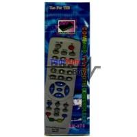 Remote Control Tv Tabung/Crt Universal Untuk Tv Merk Toshiba (Kw)