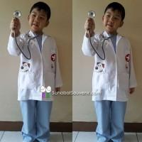 Harga jas dokter hewan dan stetoskop untuk anak | antitipu.com