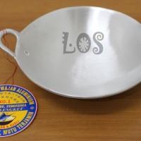 KHUSUS GOJEK Wajan - Kuali Aluminium Tebal Cor 45cm (00142.00580)
