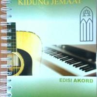 BUJU WAJIB!!! KJ Kidung Jemaat Edisi Akord Untuk Gitar Piano